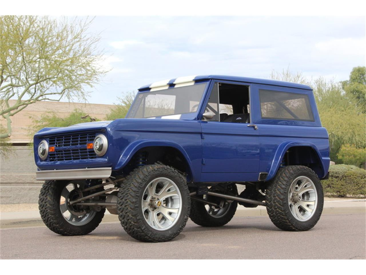 Large Picture of 1974 Ford Bronco located in Missouri Offered by Wheeler Auctions - NANR
