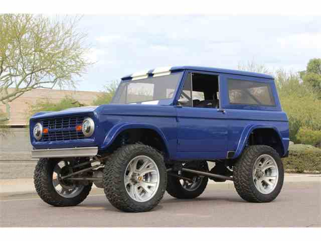 Picture of '74 Bronco - NANR