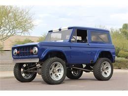 Picture of '74 Ford Bronco Offered by Wheeler Auctions - NANR