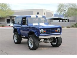 Picture of 1974 Ford Bronco located in Missouri Offered by Wheeler Auctions - NANR