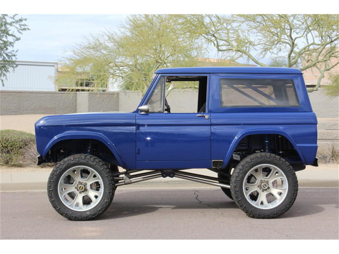 Large Picture of 1974 Bronco Auction Vehicle - NANR