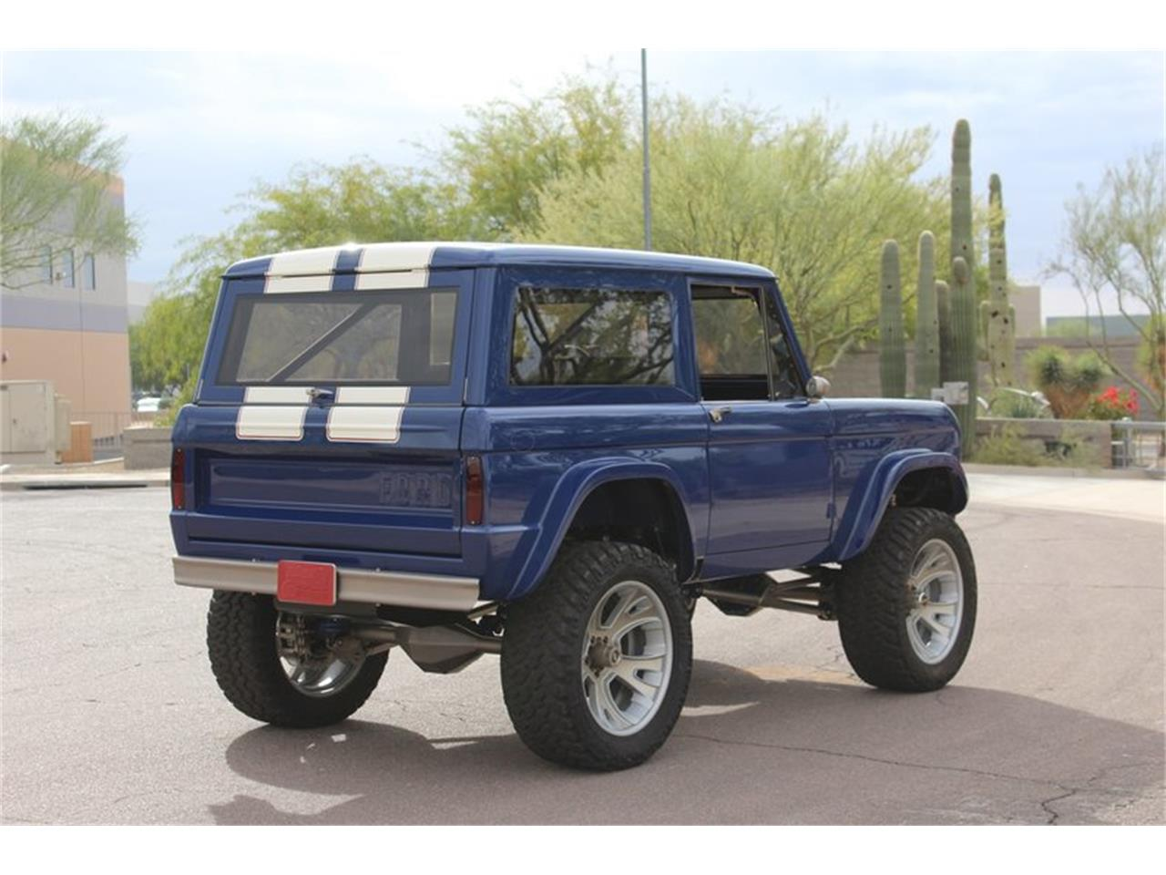 Large Picture of '74 Bronco Auction Vehicle Offered by Wheeler Auctions - NANR