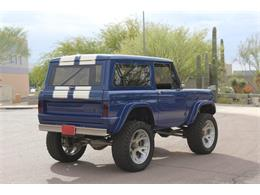 Picture of '74 Bronco Offered by Wheeler Auctions - NANR