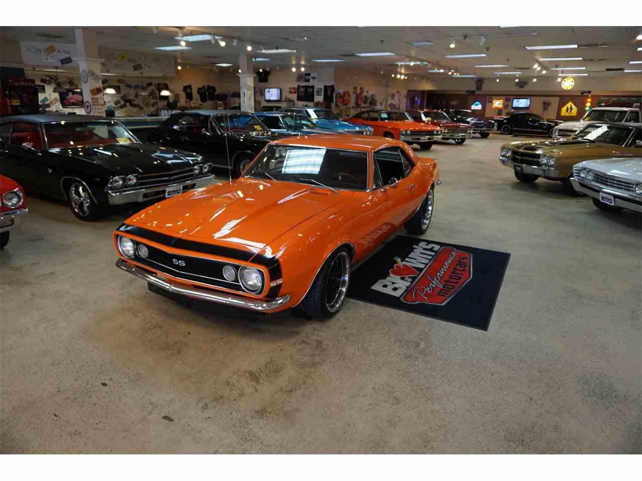 1967 Chevrolet Camaro for Sale | ClassicCars.com | CC-1086919