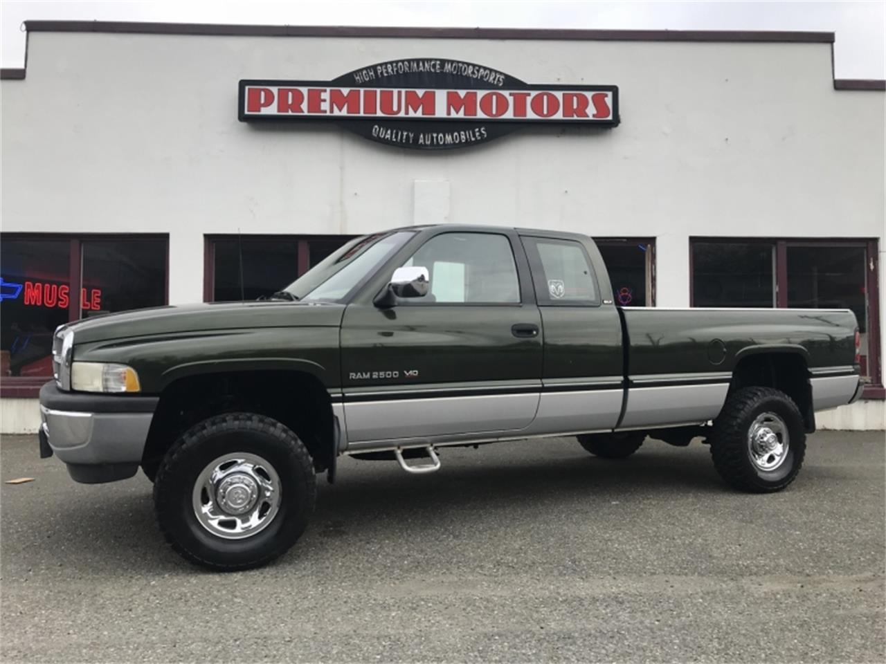 For Sale: 1996 Dodge Ram in Tocoma, Washington
