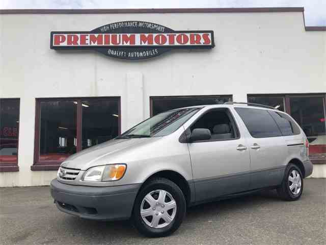 Picture of '03 Sienna - NAOB