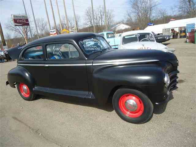 Picture of Classic 1947 Plymouth Deluxe - NAOD
