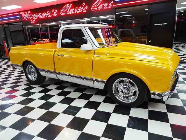Picture of '69 C10 - NAOH