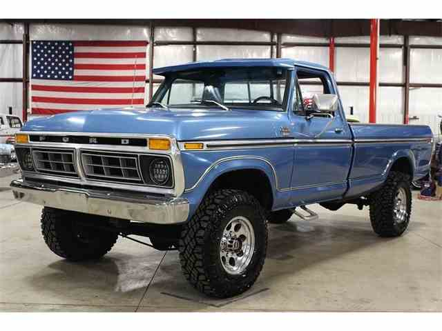 Picture of '77 F250 - NAOR