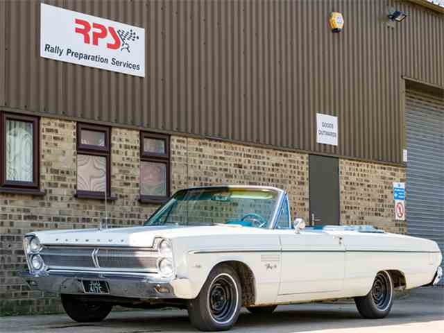 1965 Plymouth Fury III