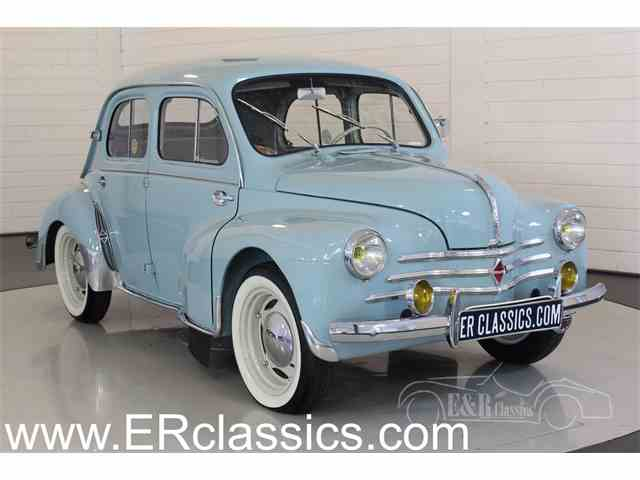 Picture of '57 4CV - NAOX
