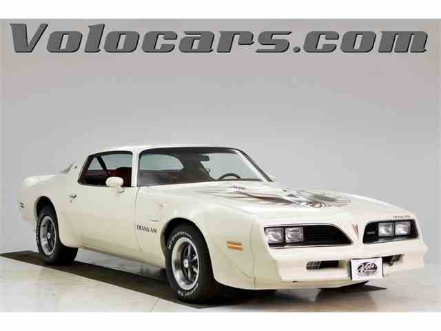 Picture of '77 Firebird Trans Am - N5VB