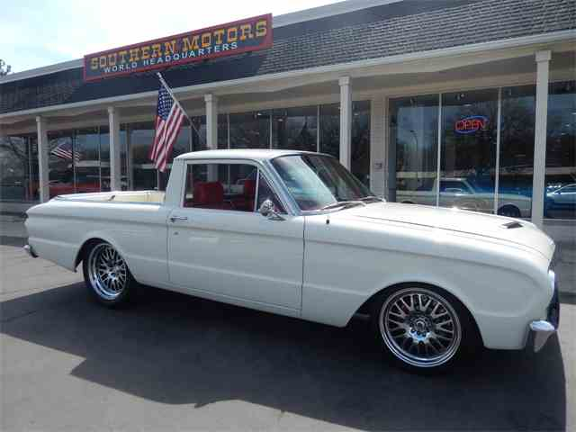 Picture of '62 Ranchero - NAP5