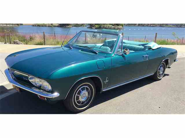 Picture of '66 Corvair Monza - NAPA
