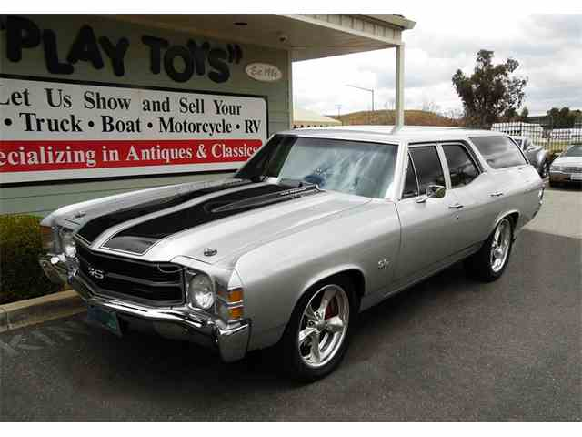 Picture of 1971 Nomad - NAPB