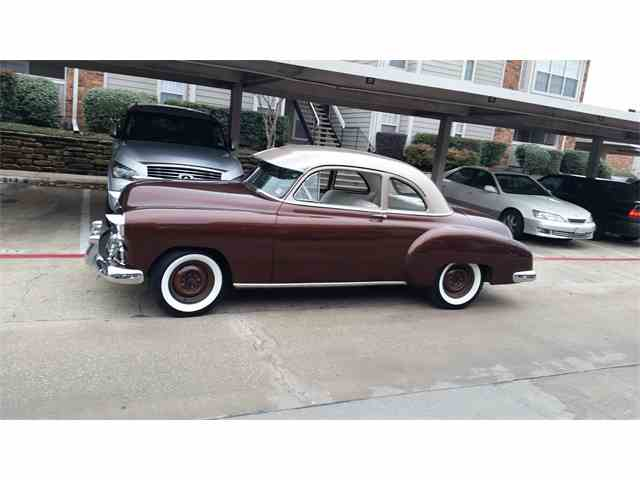 Picture of '50 Chevrolet Styleline located in Dallas Texas - $27,000.00 - NAPC
