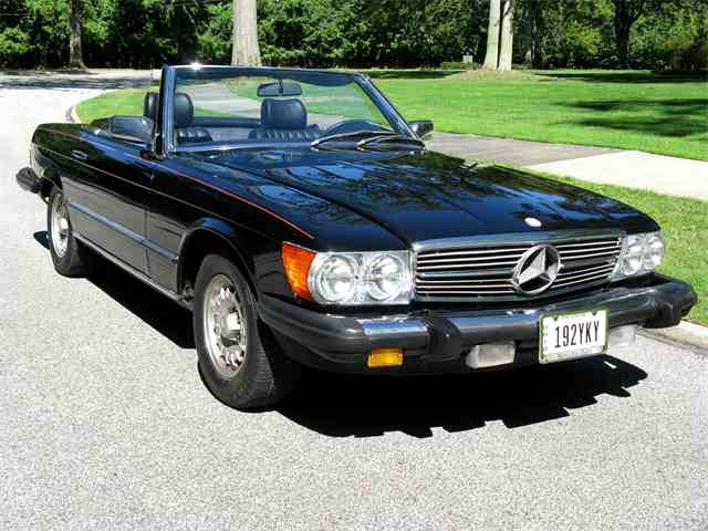 Picture of '83 380SL - NAPD
