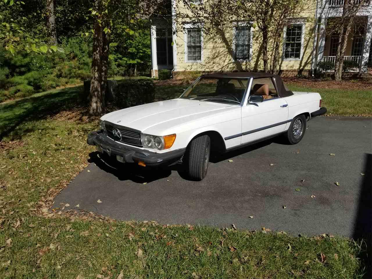 1982 Mercedes-Benz 380SL for Sale | ClassicCars.com | CC-1086964
