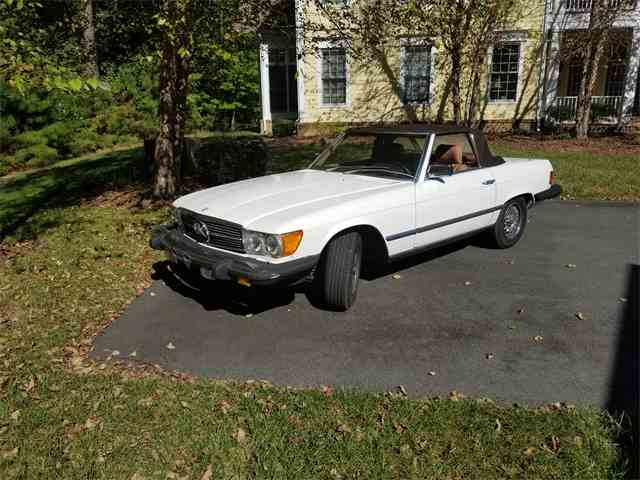 Picture of '82 380SL - NAPG