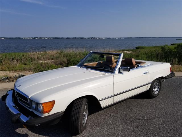 Picture of 1982 380SL located in Lewes Delaware Offered by a Private Seller - NAPG