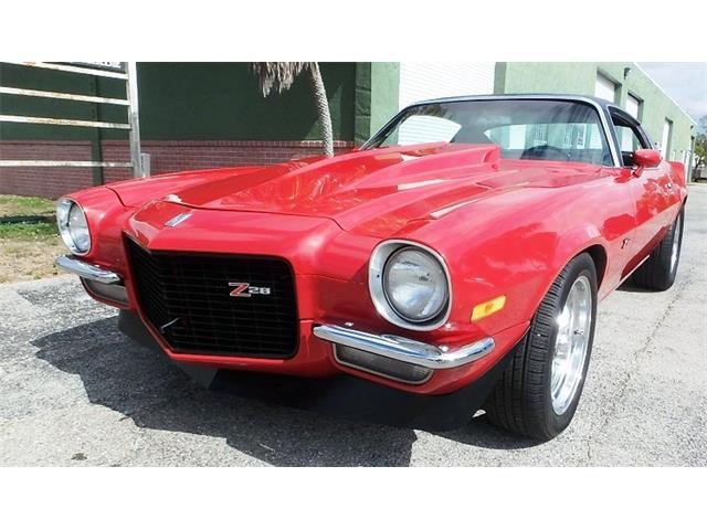 Picture of 1970 Chevrolet Camaro located in Florida - NAPL
