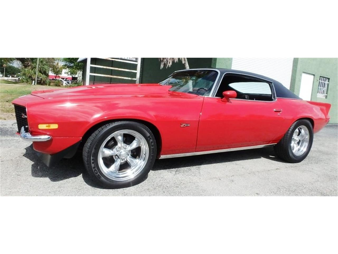 Large Picture of '70 Camaro located in POMPANO BEACH Florida - $24,995.00 Offered by Cool Cars - NAPL