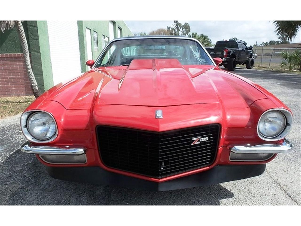 Large Picture of 1970 Camaro located in POMPANO BEACH Florida Offered by Cool Cars - NAPL