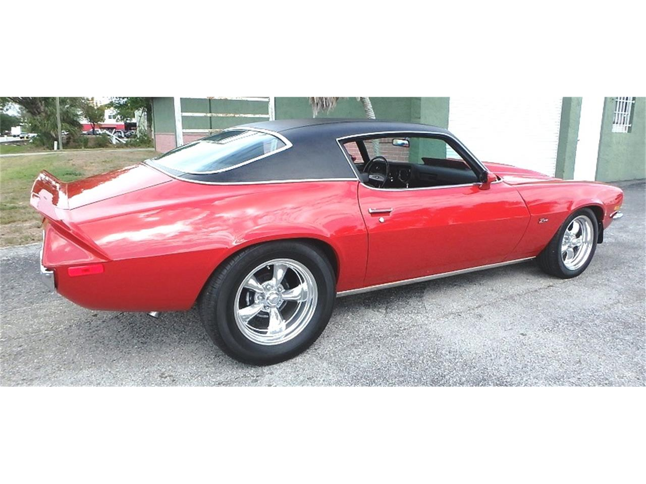 Large Picture of 1970 Chevrolet Camaro - NAPL