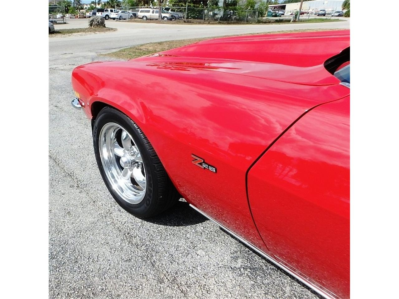 Large Picture of 1970 Chevrolet Camaro located in POMPANO BEACH Florida Offered by Cool Cars - NAPL