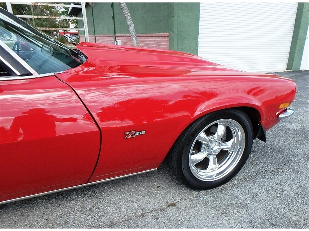 Large Picture of '70 Chevrolet Camaro located in Florida - $24,995.00 Offered by Cool Cars - NAPL