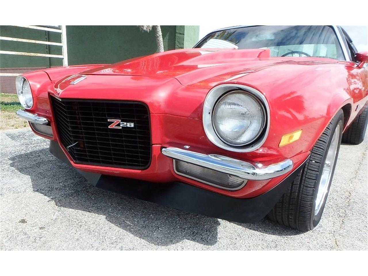 Large Picture of Classic '70 Chevrolet Camaro located in POMPANO BEACH Florida - NAPL