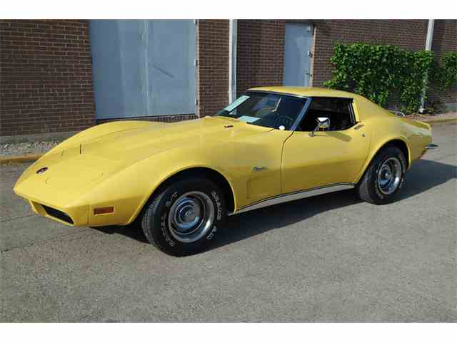 Picture of '73 Corvette - NAQF