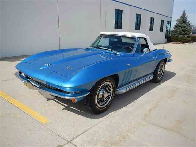 Picture of '66 Corvette - N5C7