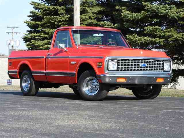 Picture of 1972 Chevrolet C10 - $49,000.00 - NAQP