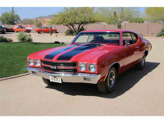 Picture of '70 Chevelle SS - NAQT