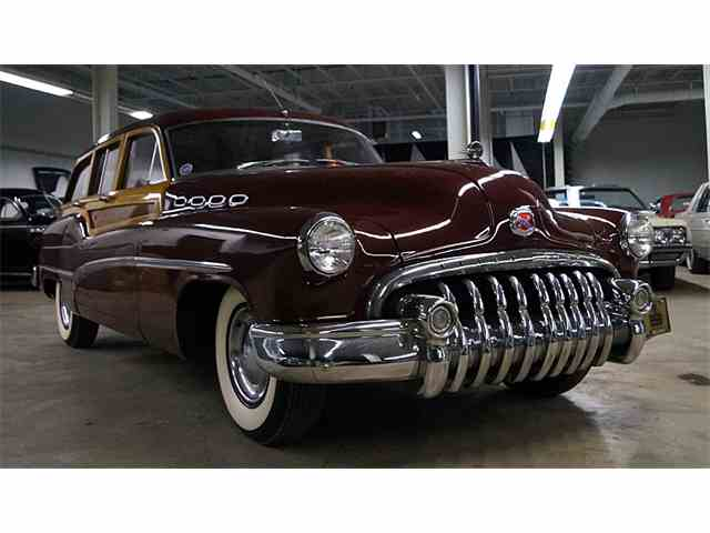 Picture of '50 Roadmaster located in Ohio - $89,995.00 - NAQW