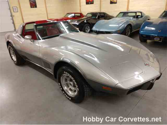 Picture of '78 Corvette - NAR0