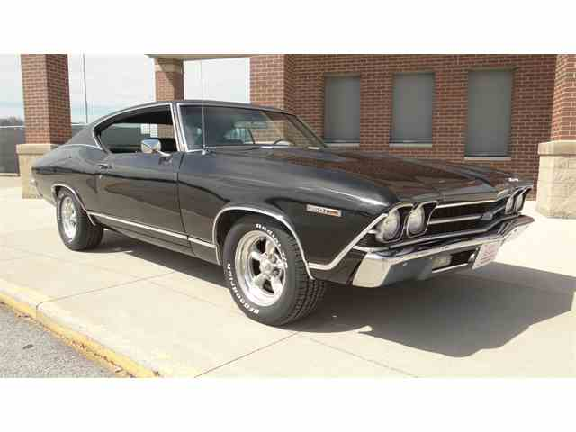 Picture of 1969 Chevrolet Chevelle Malibu located in Davenport IOWA Offered by Klemme Klassic Kars - NAR2