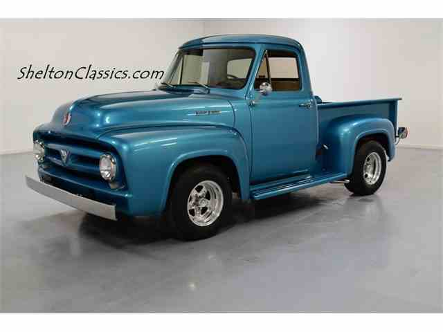 Picture of '53 F100 - NARF