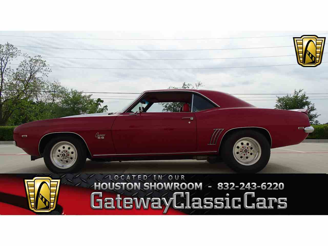 1969 Chevrolet Camaro for Sale | ClassicCars.com | CC-1087048
