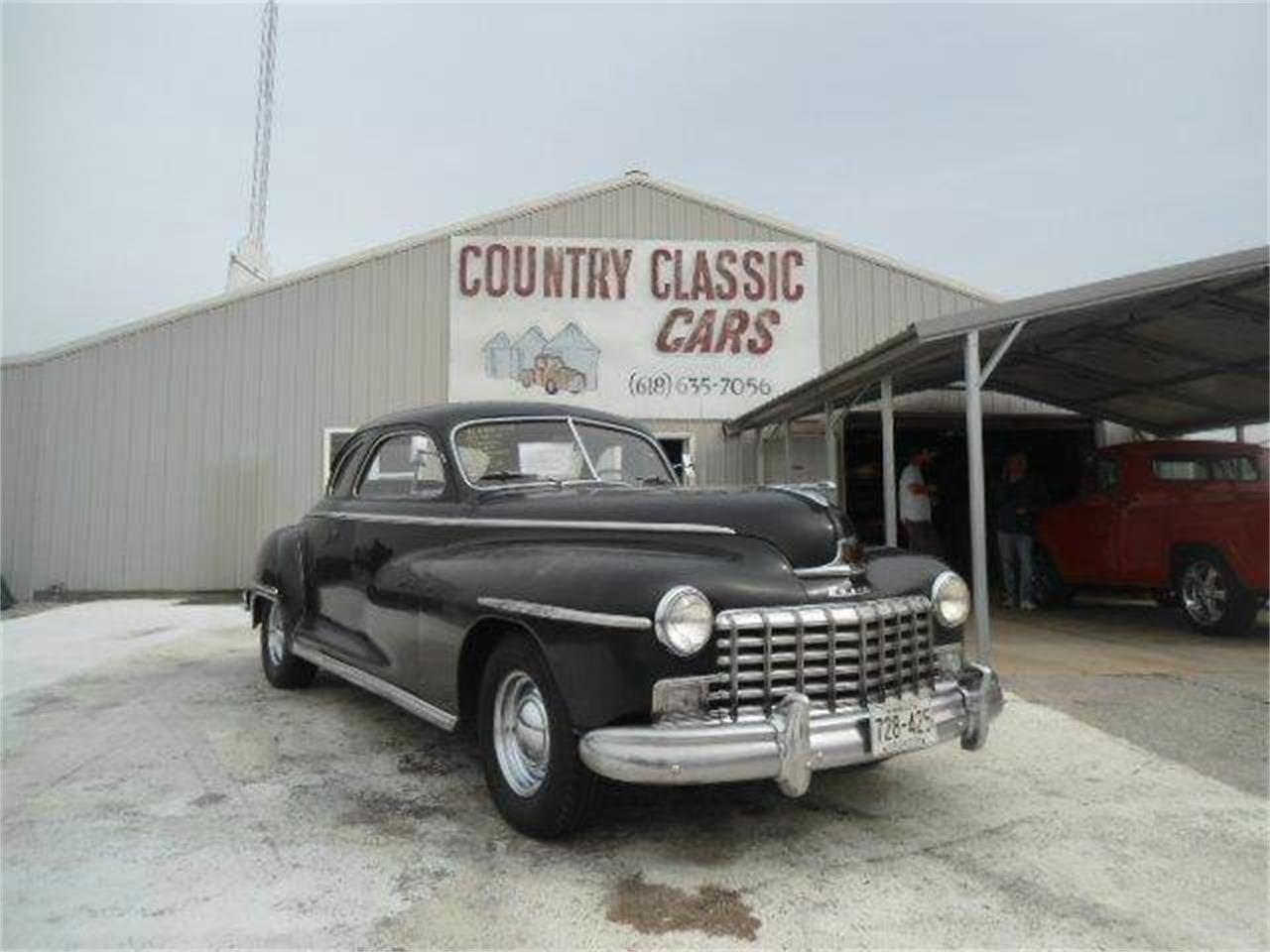 Large Picture of 1947 Dodge D-24 located in Staunton Illinois - NAS1