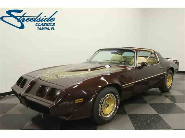 Picture of '81 Pontiac Firebird located in Lutz Florida - $26,995.00 Offered by Streetside Classics - Tampa - NAS4