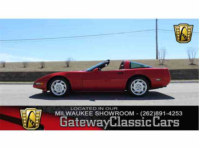 Picture of '92 Chevrolet Corvette - NASD