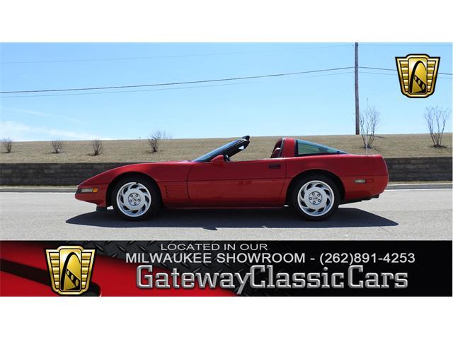 Picture of '92 Corvette - NASD