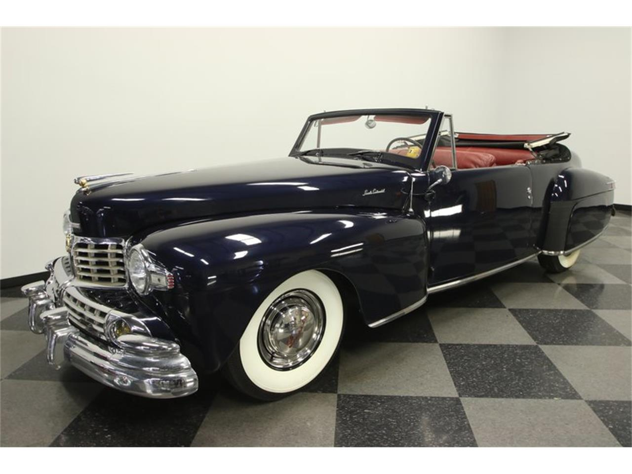 Large Picture of '47 Continental - NASM