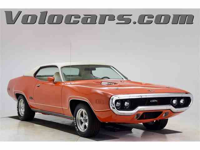 Picture of '71 Plymouth GTX located in Volo Illinois Offered by  - N5VO