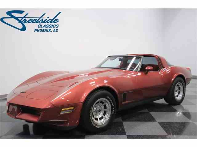 Picture of '81 Corvette - NASQ