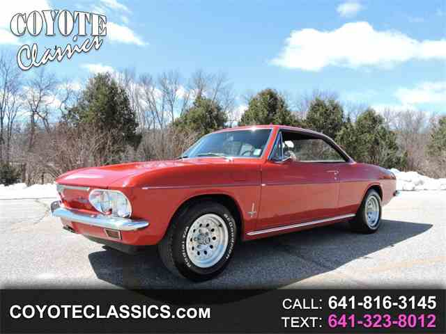 Picture of '67 Corvair Monza - N5VP