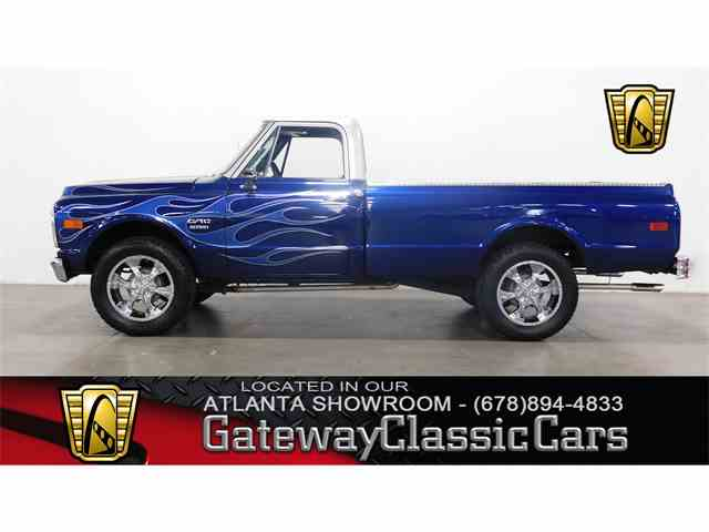 Picture of '70 C10 - NAT4