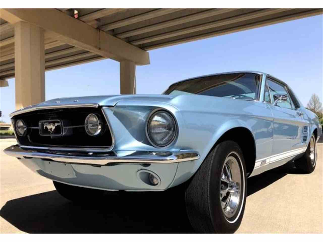 1967 Ford Mustang for Sale | ClassicCars.com | CC-1087098